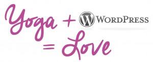 yoga wordpress software