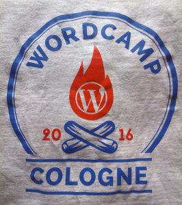 Wordcamp Cologne 2016 Köln WordPress Barcamp
