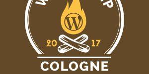 WordPress WordCamp Köln - Volunteer 2017