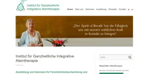 WordPress Umzug zu webgo.de Institut Atemtherapie
