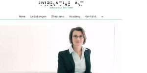 WordPress Website - Imperative Art Bonn